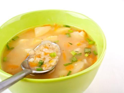 Zupa jarzynowa z ziemniakami