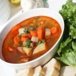 Zupa jarzynowa dietetyczna