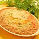 Zapiekanka z ziemniaków i gotowanej baraniny