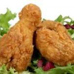 Skrzydełka ala KFC