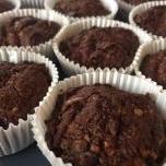 Bezglutenowe ciastka czekoladowe